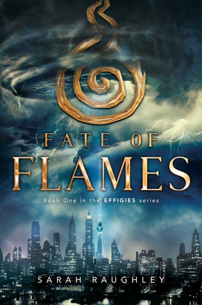 Book Cover Image for Fate of Flames