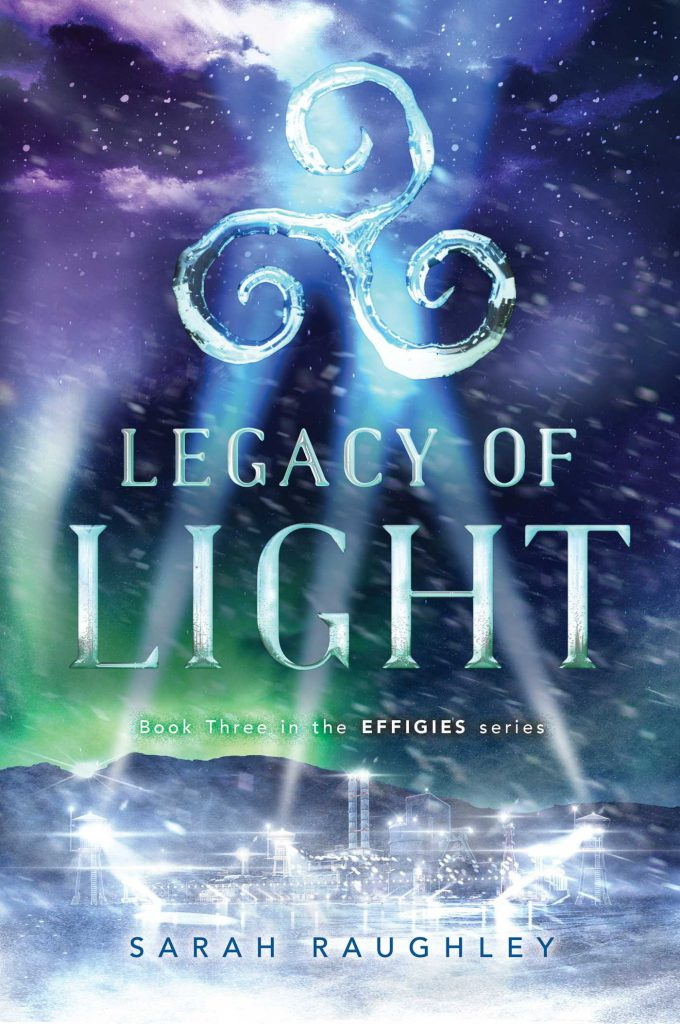 Book Cover Image for Legacy of Light - WP Build