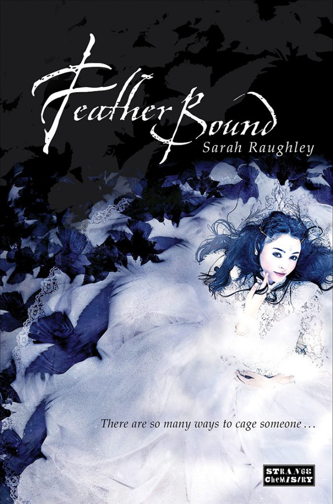 Book Cover Image for Featherbound