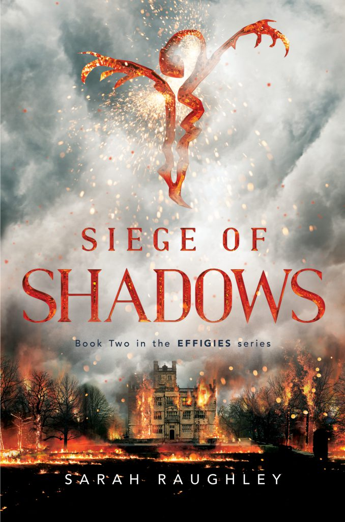 Book Cover Image for Siege of Shadows